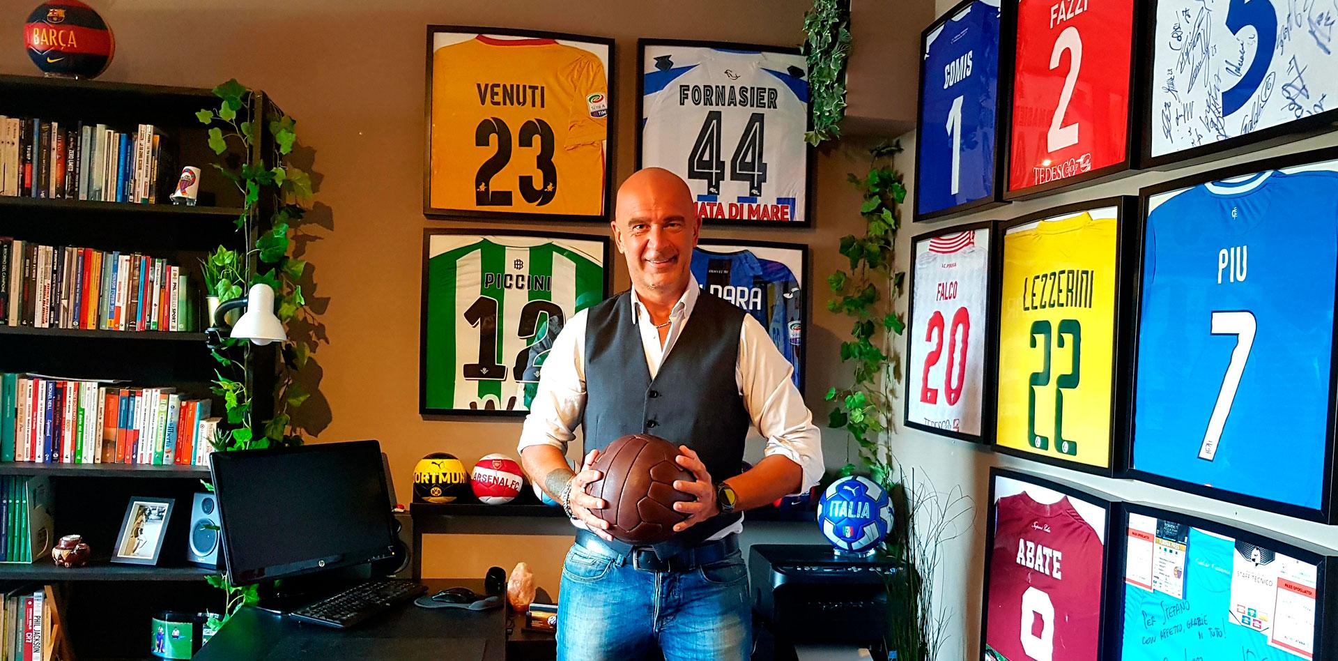 Preparazione mentale del calciatore - Stefano Tavoletti